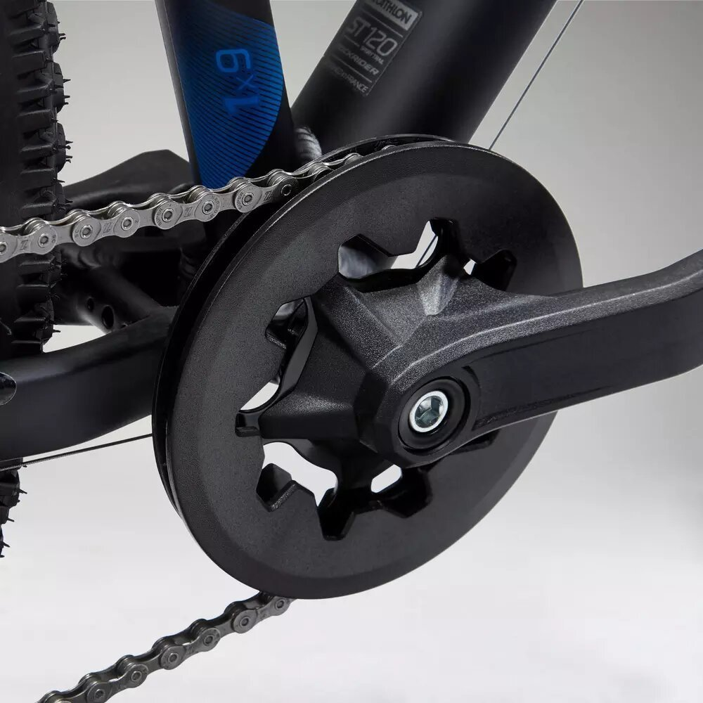 Mountainbike ST 120 Kettenblatt vorne