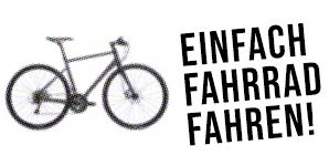 Einfach Fahrrad fahren!