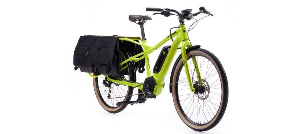 Kona Electric UTE Urban E-Bike