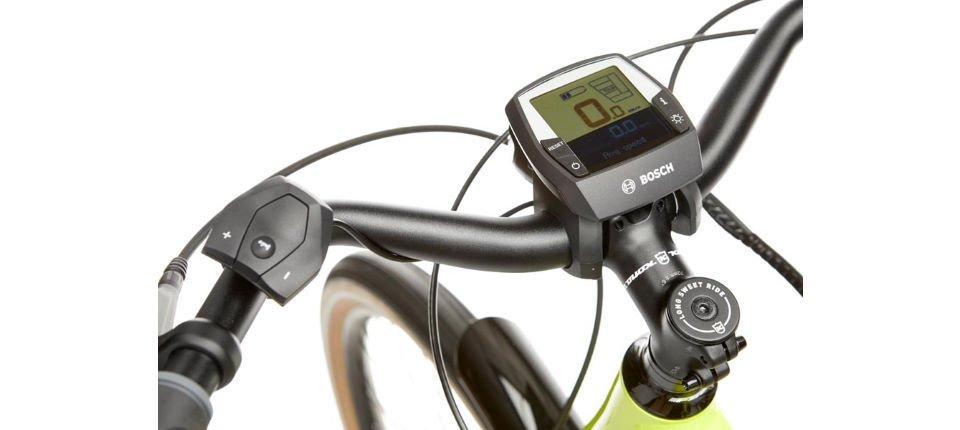 Kona Electric UTE Urban E-Bike Fahrrad Computer