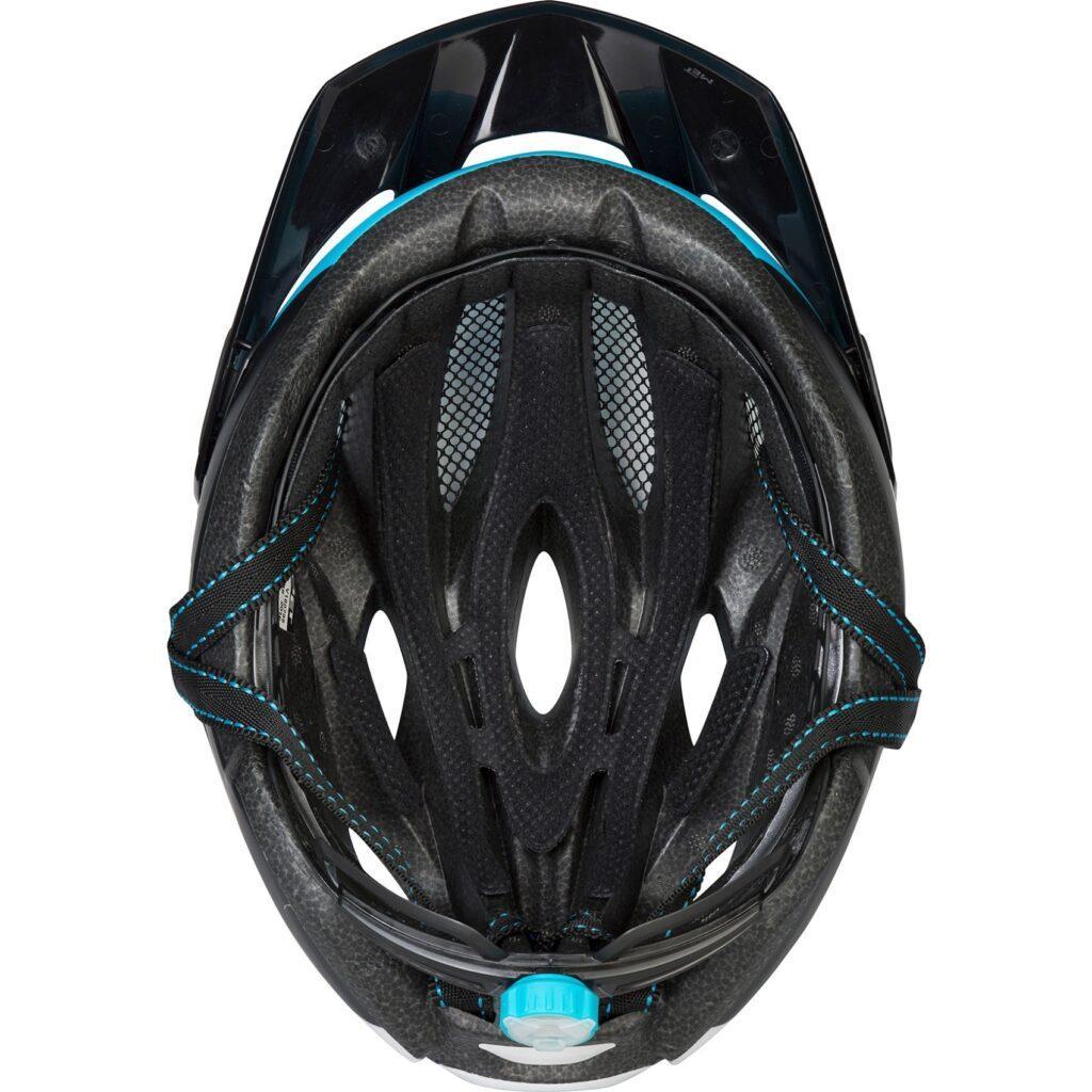 Innenansicht des MET Crossover Helm