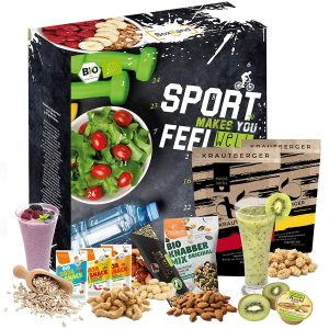 Sport Ernährung Adventskalender