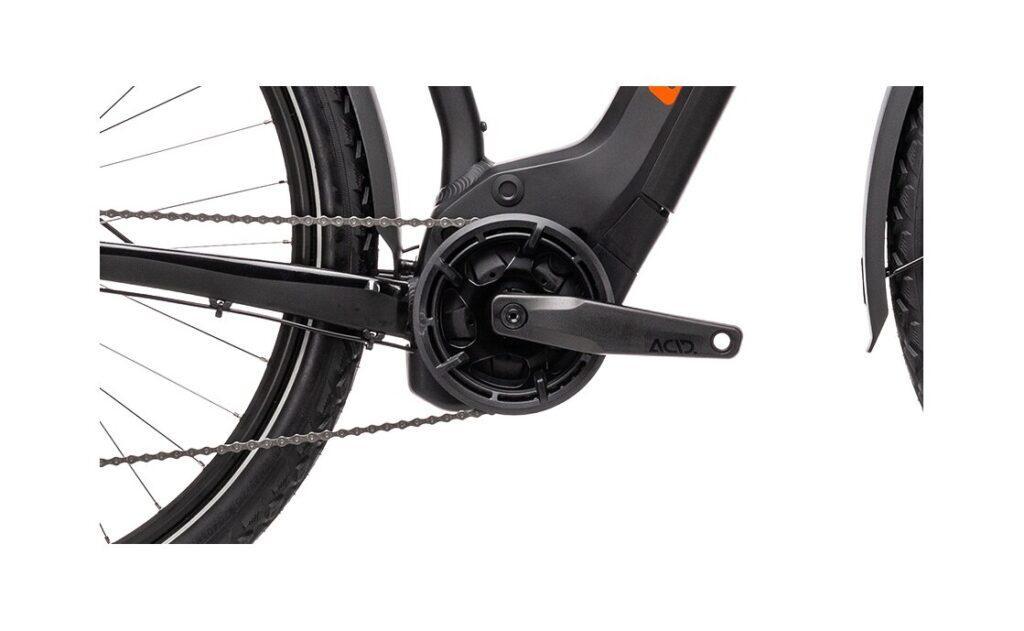Hochwertiger E-Bike Motor von Bosch