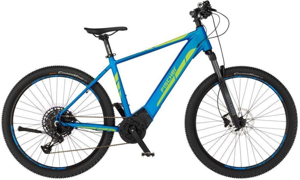 FISCHER Fahrräder E-Bike »MONTIS 6.0i LE