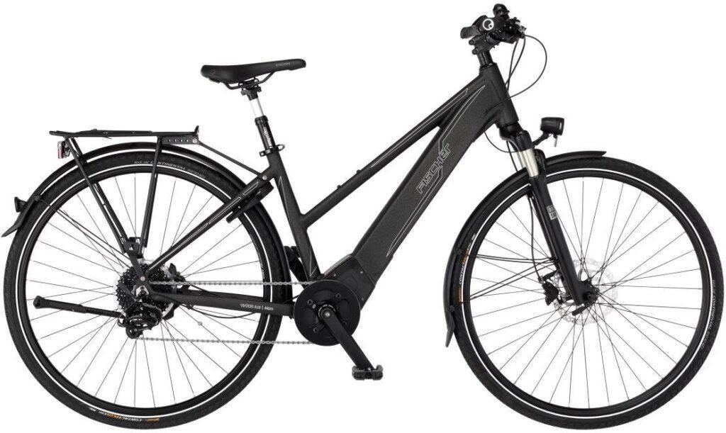 FISCHER Fahrräder E-Bike »VIATOR D 6.0i«