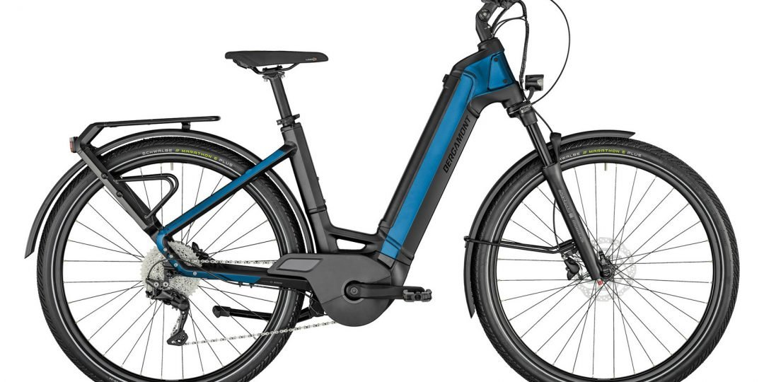 Bergamont E-Ville Edition City E-Bike