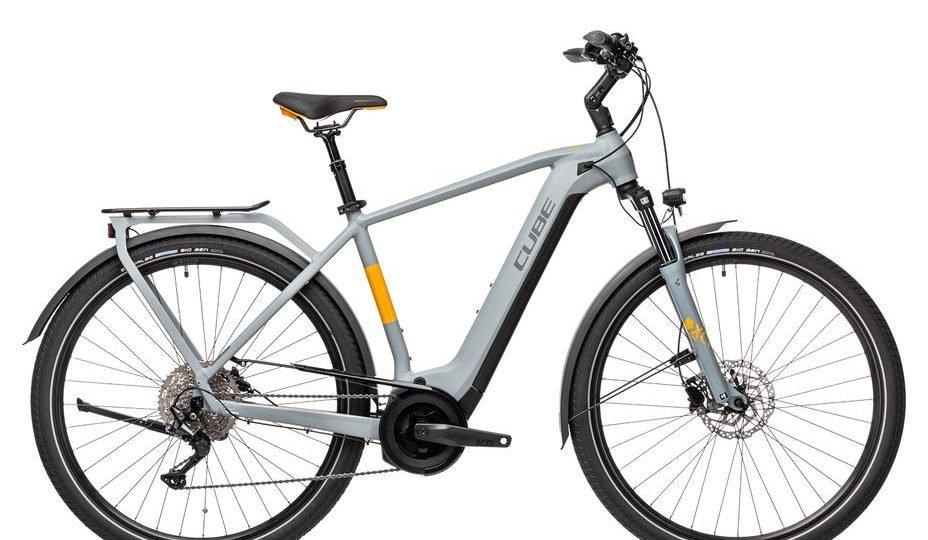 E-Trekkingbike Cube Touring Hybrid Pro 625