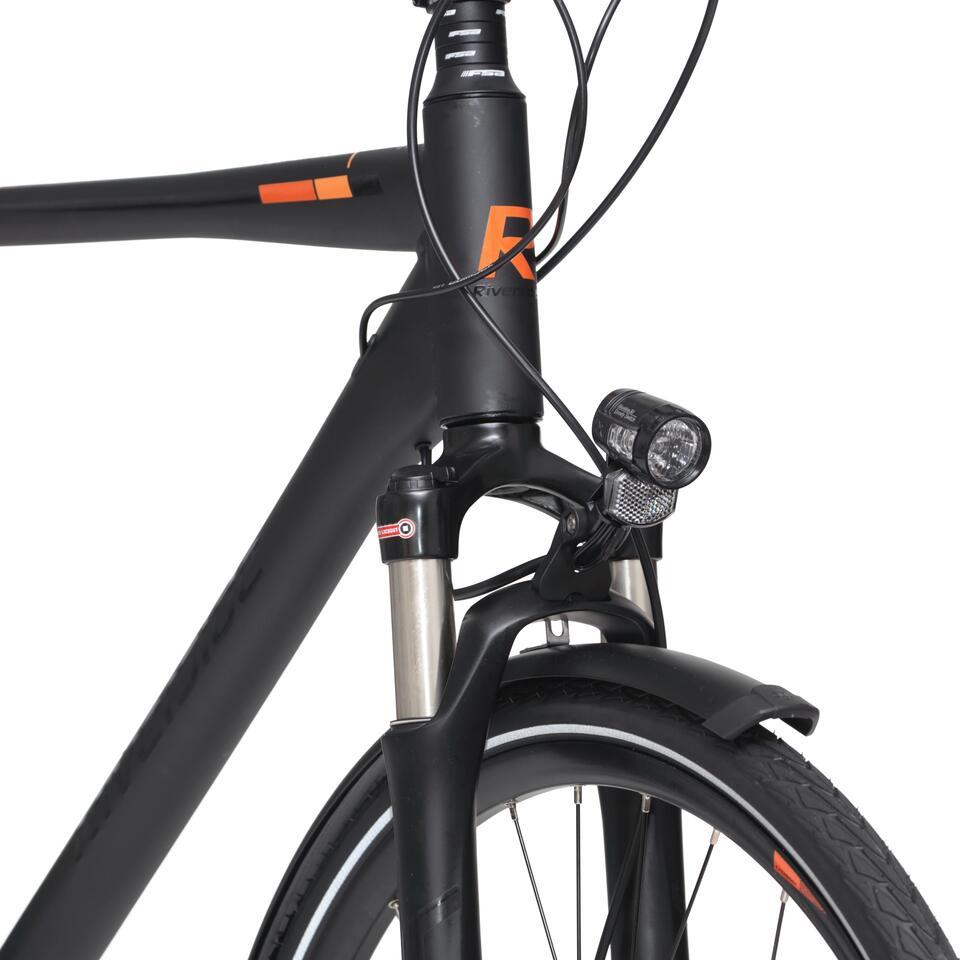 Trekkingbike Riverside 740 TR Beleuchtung